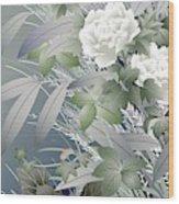 Japanese Modern Interior Art #39 Wood Print
