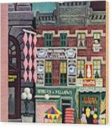 New Yorker June 1st 1946 Wood Print