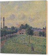 Kew Gardens, 1892 01 Wood Print