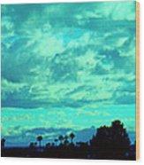 Lake Pleasant Az 055a Wood Print
