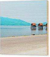 Lang Co View - Hue, Vietnam Wood Print
