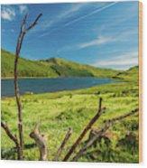 Loch Eynort, Isle Of Skye Wood Print
