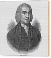 Lord Thurlow, British Lawyer And Tory Wood Print