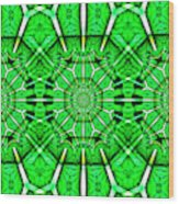 Art Deco Lucky Charms Wood Print