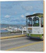 Macmillan Pier Provincetown Cape Cod Massachusetts 03 Wood Print