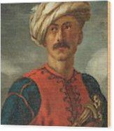 Mamluk Wood Print