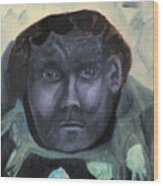 Man With Udders Wood Print