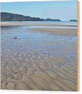 Marahau Beach, The Abel Tasman National Wood Print