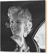 Marilyn & Dick Wood Print