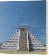 Mexico, Yucatan Peninsula, Yucatan Wood Print