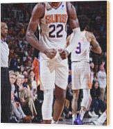 Milwaukee Bucks V Phoenix Suns Wood Print