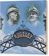 Miners Of Rugeley Wood Print