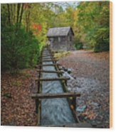 Mingus Mill Wood Print