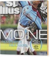 Mone Remember Her Name as If We Could Ever Forget Sports Illustrated Cover Wood Print