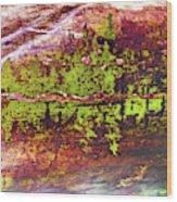 Mountain Lake Reflections 300 Wood Print