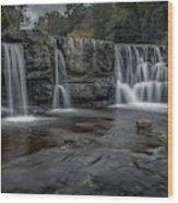 Natural Dam 2018 1 Wood Print