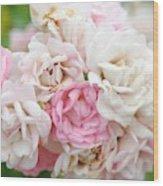 Natures Wedding Bouquet Wood Print