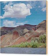 Navajo Rug Wood Print