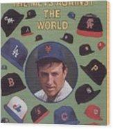 New York Mets Jerry Koosman Sports Illustrated Cover Wood Print