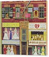 New Yorker April 27th 1946 Wood Print