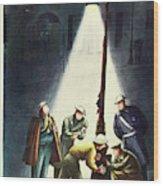 New Yorker January 30th 1943 Wood Print