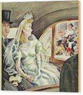 New Yorker June 20th 1942 Wood Print