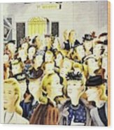 New Yorker March 8, 1947 Wood Print