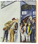 New Yorker May 31st 1947 Wood Print