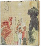 New Yorker November 14 1959 Wood Print
