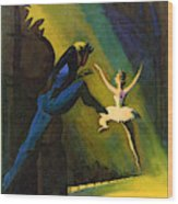 New Yorker November 3, 1951 Wood Print