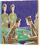 New Yorker October 2nd 1943 Wood Print