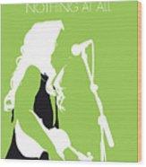 No276 My Alison Krauss Minimal Music Poster Wood Print