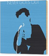 No289 My The Smiths Minimal Music Poster Wood Print