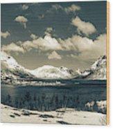 Nordland Wood Print