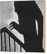 Nosferatu The Vampire Wood Print