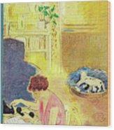 New Yorker November 10, 1951 Wood Print