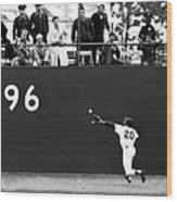 N.y. Mets Vs. Baltimore Orioles. 1969 Wood Print