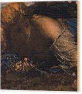 Nymph 1875 Wood Print