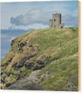 O'brien's Tower Wood Print