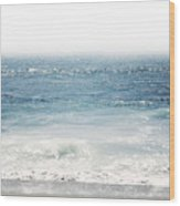 Ocean Dreams- Art By Linda Woods Wood Print