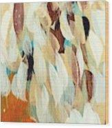 Orange #1 Wood Print