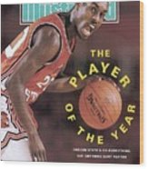 Oregon State Gary Payton Sports Illustrated Cover Wood Print