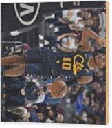 Orlando Magic V Cleveland Cavaliers Wood Print