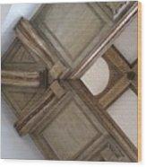 Wood Ornament Wood Print