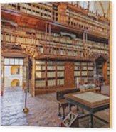 Palafoxiana Library Wood Print