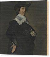 Paulus Verschuur        Wood Print
