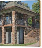 Pavilion At Hubbard Wood Print