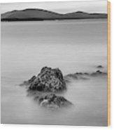 Penobscot Bay Tranquility Wood Print