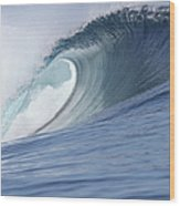 Perfect Wave Wood Print
