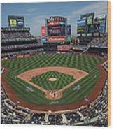 Philadelphia Phillies V. New York Mets Wood Print